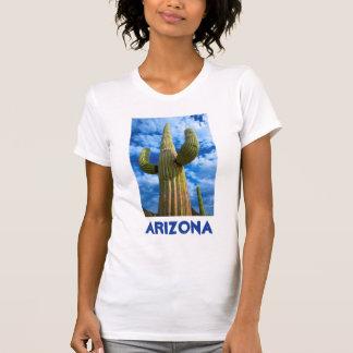 Saguaro cactus portrait, Arizona T-Shirt