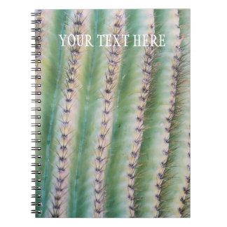 Saguaro Closeup   Spiral Notebook