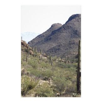 Saguaro Desert Pass Stationery