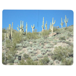 """Saguaro Hillside"" Journal"