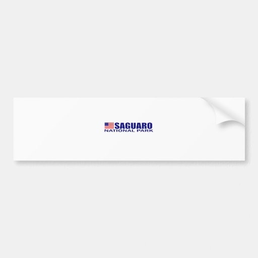 Saguaro National Park Bumper Stickers
