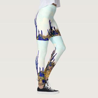 Saguaro on Hill Women's Leggings