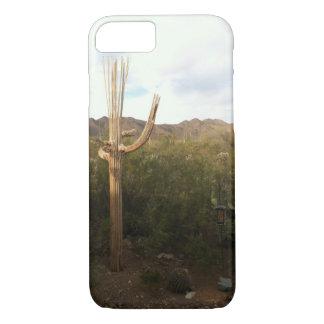 Saguaro Skeleton iPhone 7 Case