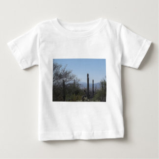 Saguaros With a View Baby T-Shirt