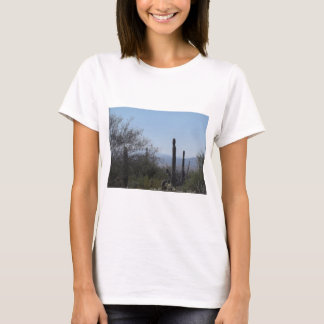 Saguaros With a View T-Shirt