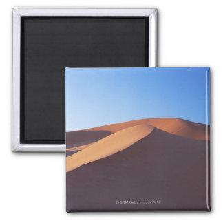 Sahara desert, Morocco Square Magnet