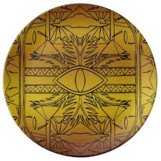 Sahara Eye Plate
