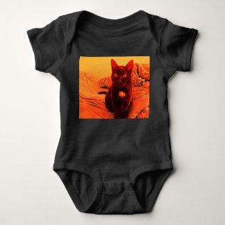 Sahara Kitty Baby Bodysuit