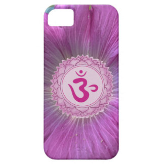 Sahasrara 7th chakra Phone SE + iPhone 5/5S Case