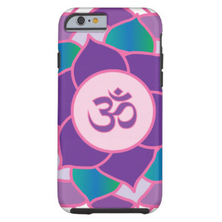 Sahasrara - The Crown Chakra 1000 Petaled Yoga Tough iPhone 6 Case