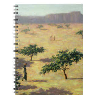 Sahelian Landscape Mali 1991 Notebooks