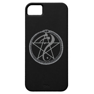 Sahjaza emblem iPhone case