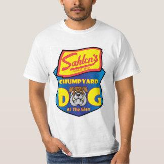 Sahlen's Chumpyard DOG at the Glen shirt