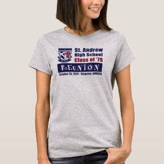 SAHS Class of 1979 Reunion - Kingston Chapter T-Shirt