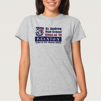 SAHS Class of 1979 Reunion - Kingston Chapter T-shirts