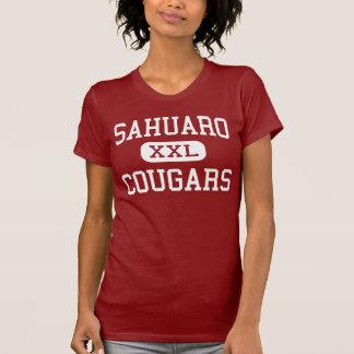 Sahuaro - Cougars - High School - Tucson Arizona T-Shirt