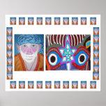 SaiBaba n 3rd Eye Sixth Sense : See Him within you Poster