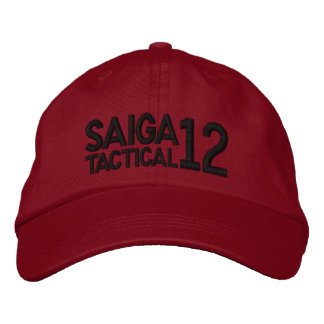 Saiga 12 - Saiga Tactical Embroidered Baseball Cap