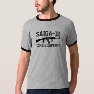 Saiga 12K Shirt - Zombie Defense