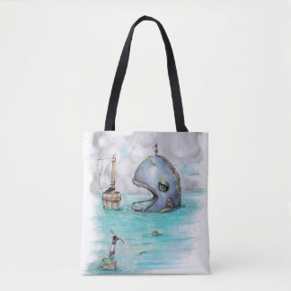 SAIL all over tote