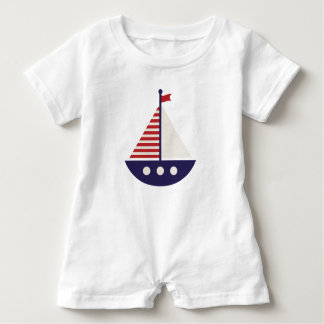 Sail Away #1 Baby Bodysuit
