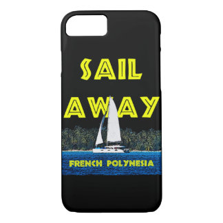 Sail Away Bora Bora iPhone 8/7 Case