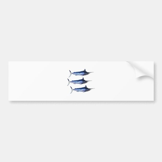 Sail Away Bumper Sticker
