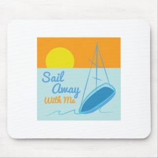 Sail Away Mousepads