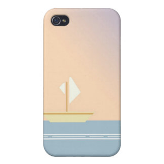 sail boat case cases for iPhone 4