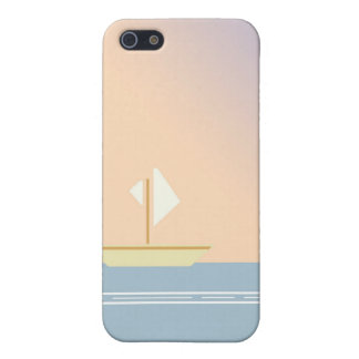 sail boat case cover for iPhone 5/5S