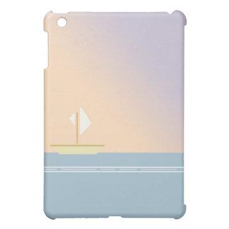 Sail Boat case iPad Mini Cover