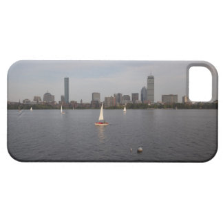 Sail Boat, Charles River, Boston, MA Case For The iPhone 5