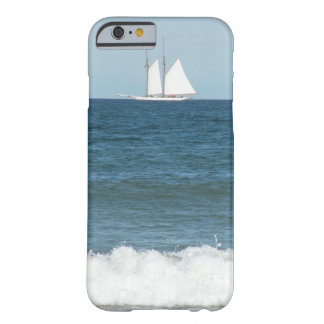 Sail Boat Floating on the Ocean Cell Phone Case Barely There iPhone 6 Case