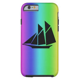 Sail boat iphone6 case design hard cover tough iPhone 6 case