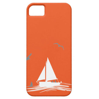 Sail boat Iphone Case Case For The iPhone 5