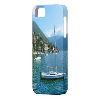 Sail Boat on the Lake Como iPhone 5 Cover