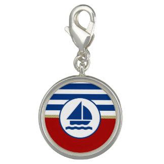 Sail boat bracelets