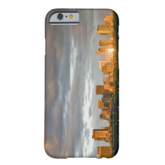Sail boating on The Charles River at sunset Barely There iPhone 6 Case
