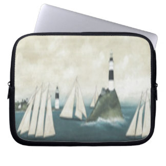 Sail Boats Laptop Sleeve