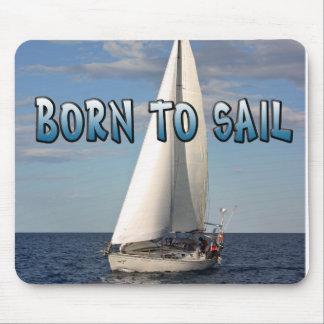 Sail Fast Nauticals Mouse Mat