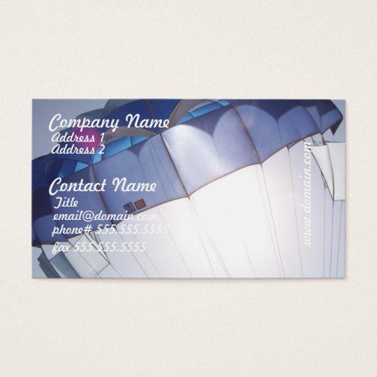 Sail for Parasailing Business Cards
