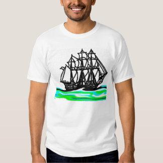 Sail My Ship T-shirts