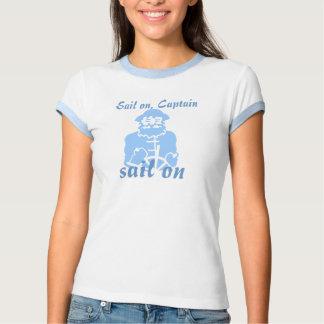 Sail on tshirt