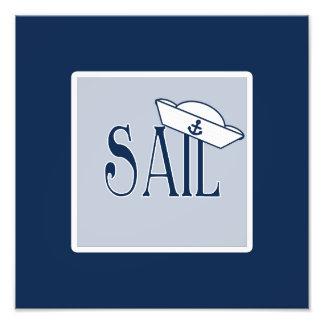 Sail Photo Print