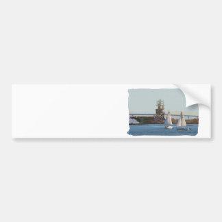 Sail San Diego Bumper Sticker