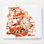 Sail Ship Mousepad