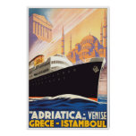 Sail The Adriatica Vintage Design
