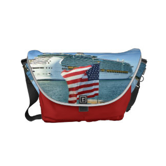 Sailaway Red Commuter Bags