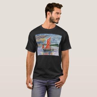 """Sailboat"" Artistic T-Shirt"