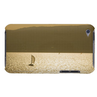 Sailboat at Mediterranean Sea iPod Touch Case
